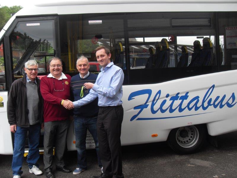 Flittabus helps the community stay mobile
