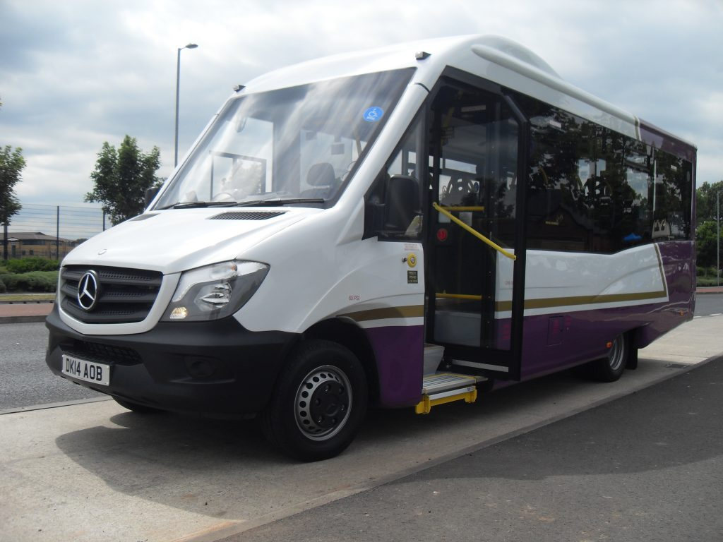 Mercedes benz sprinter minibus conversion mellor coachcraft for Mercedes benz sprinter conversion