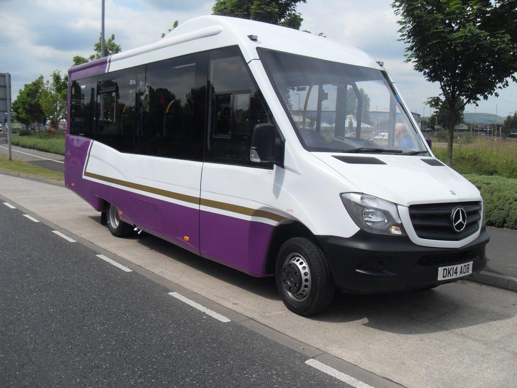 mercedes benz sprinter minibus conversion mellor coachcraft. Black Bedroom Furniture Sets. Home Design Ideas