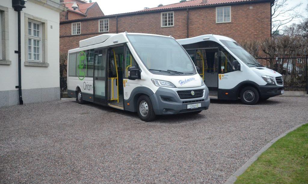 Strata success for Mellor with BK Invest Sweden   Mellor Coachcraft